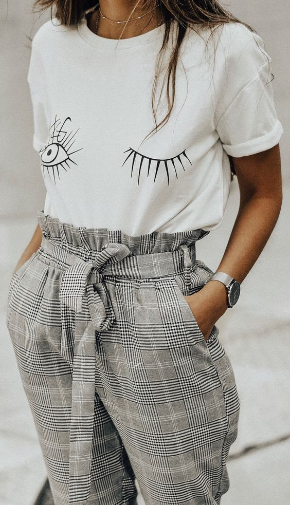 36 Women T-Shirts You Will Definitely Want To Try outfit fashion casualoutfit fashiontrends