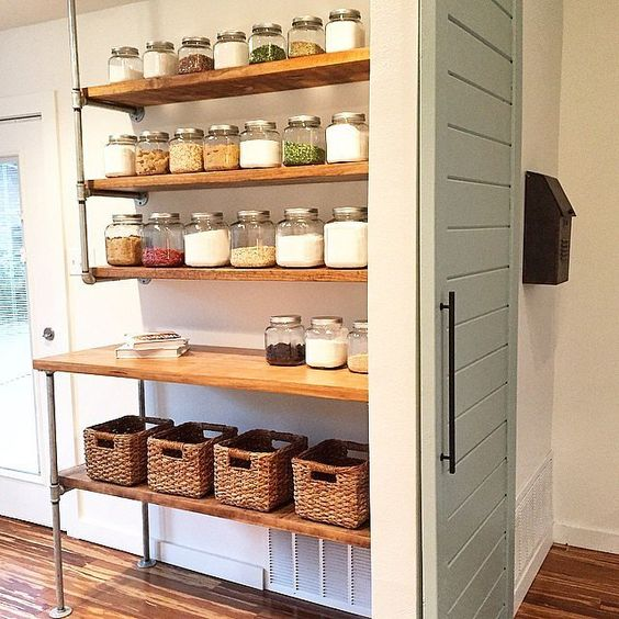 Hgtv Storage Ideas: Fixer Upper, Joanna Gaines And Container Store On Pinterest