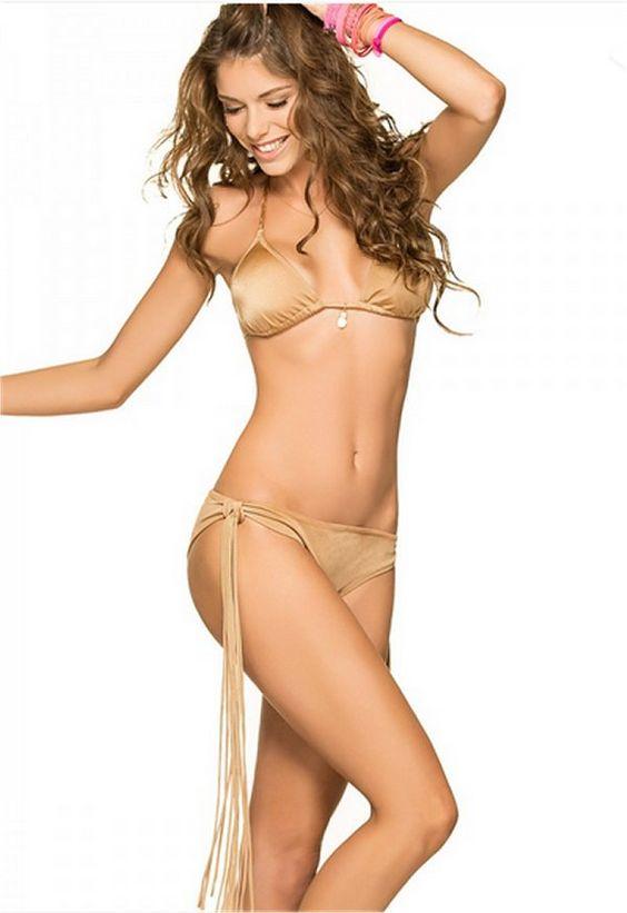 Triangel Bikini Fringes #Phax #beachwear #swimwear #swimsuits #beach #pool #bikini #trikini #sexy #hot #holiday #lingerie #maillots #bloglingerie #lebloglingerie #Cavalier