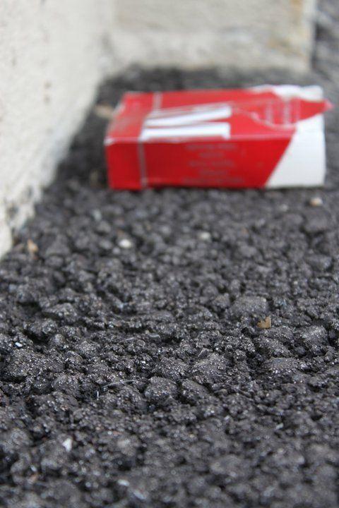 Cigarettes..