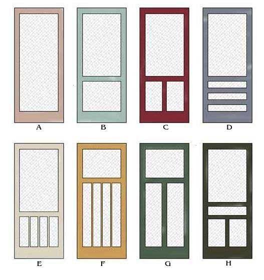 Traditional Historic Screen Doors Built Wood With Slam Shed The Intraditional Wood Screen Doors With The S Wood Screen Door Wood Screens Screen Door