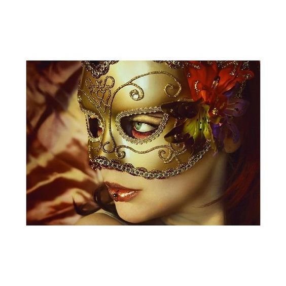 Choosing a Great Masquerade Prom Mask ❤ liked on Polyvore featuring masks