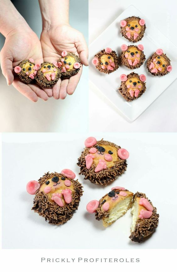 Hedgehog cuppies