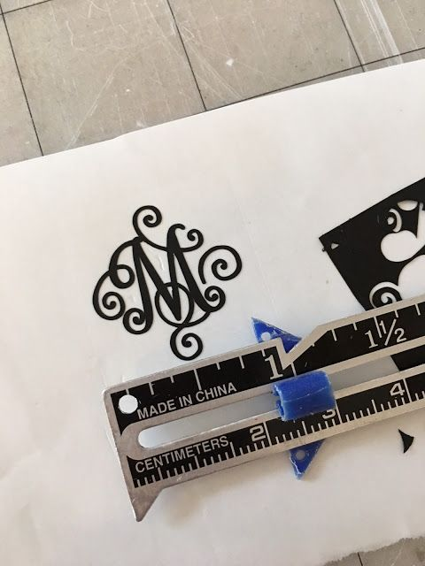 7 Tricks to Cleanly Cutting Tiny Script Fonts on Vinyl with Silhouette CAMEO - Silhouette School