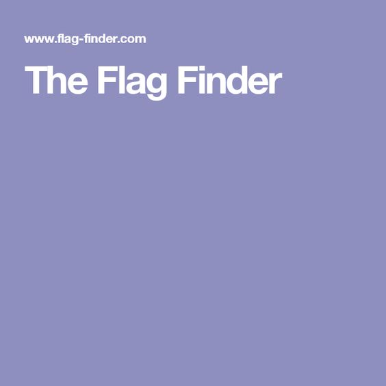 The Flag Finder Informative Historical Pictures Knowledge