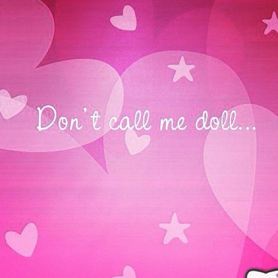 Hey, boneca...