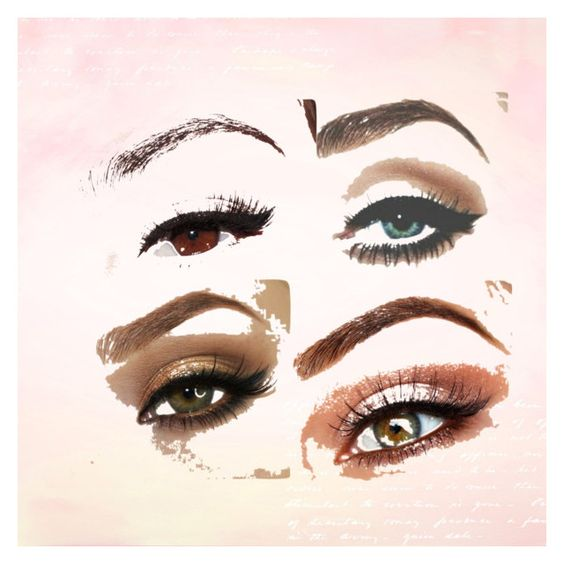 """""""Beautiful eyes"""" by sujeidy on Polyvore"""