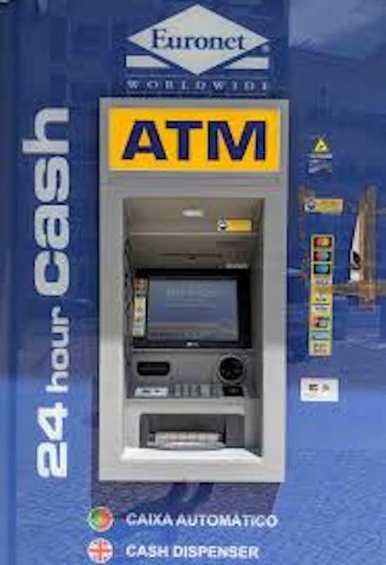 Euronet ATM Machine