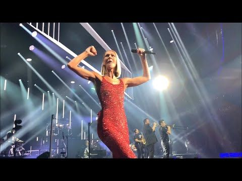 Celine Dion That S The Way It Is Live In Boston 13 Dec 2019 Youtube Celine Dion Celine Living In Boston