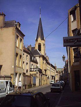 Temple luthérien de Metz