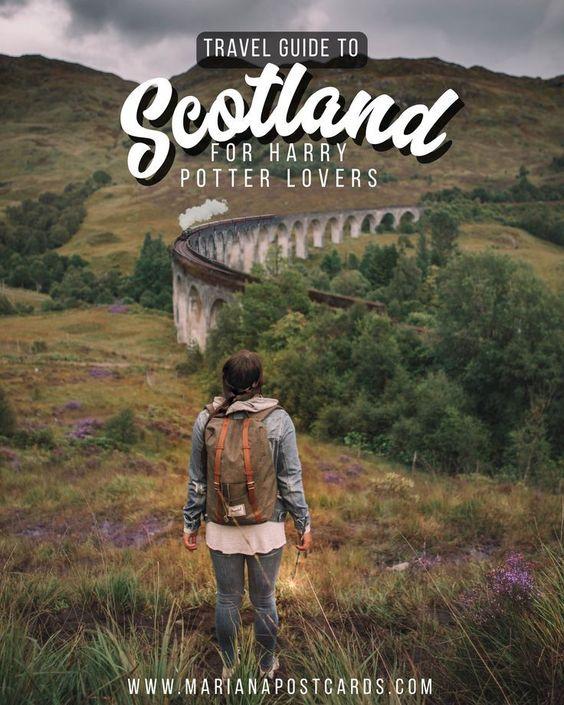 Marianapostcards Wanderlust Harrypotter Traveltips Travelguide Scotland Scotland Travel Guide Scotland Travel Scotland