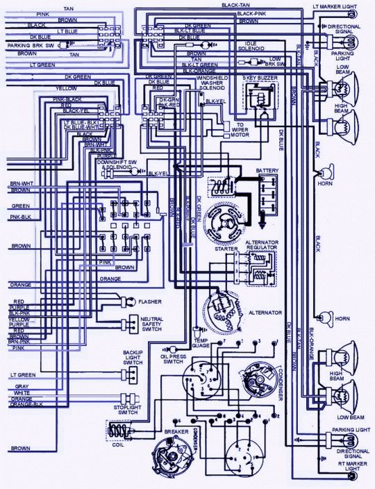 12 1967 Pontiac Firebird Engine Wire Diagram Engine Diagram In