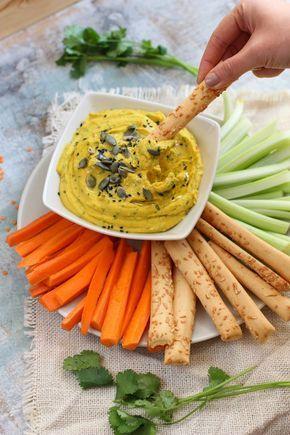 Hummus De Lentejas Rojas Y Cúrcuma Hummus Receta Aperitivos Saludables Recetas Vegetarianas