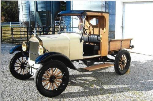 1926 Ford Model T Restored Pickup Truck Old Trucks For Sale