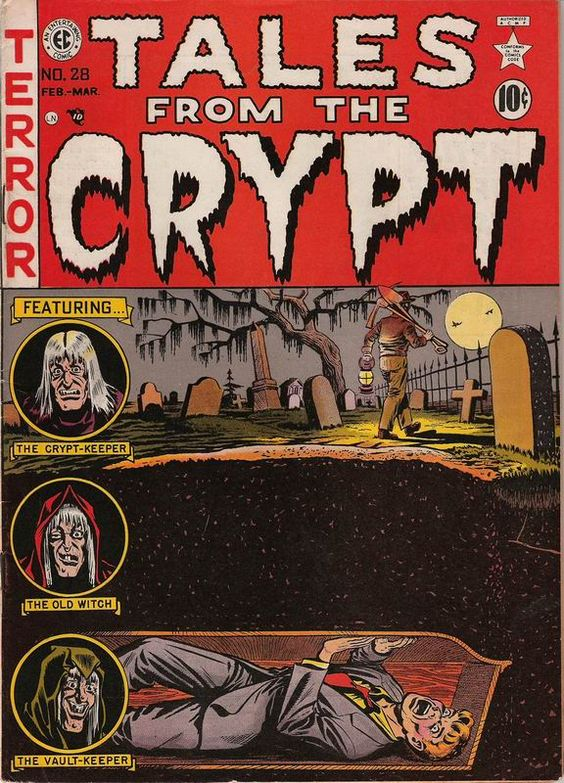 Tales from the Crypt 28 EC 1952