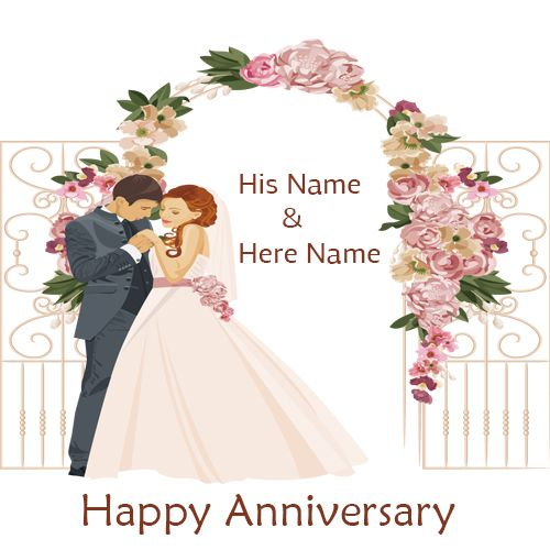 If You Want To Wish Anyone A Happy Wedding Anniversary Greeting