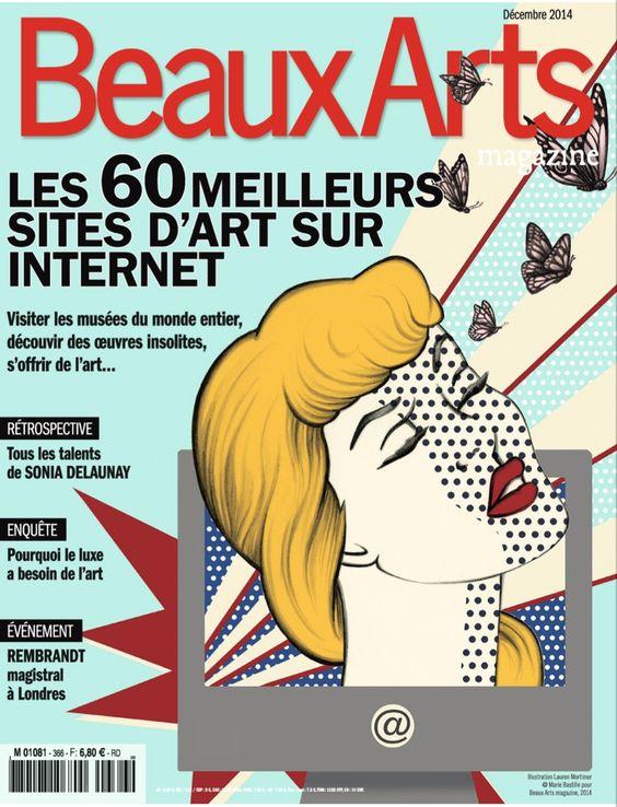 Beaux Arts Magazine 2014