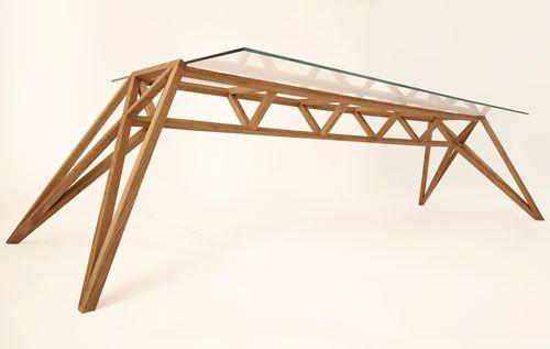 Ponte Table by Strala - Design Milk