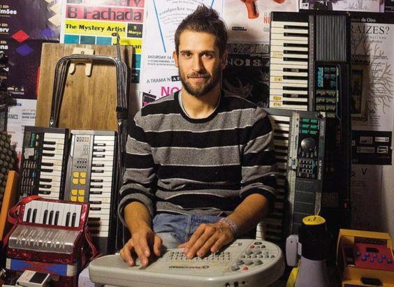 Muita GNRation em 2016: Kode9, Ben Frost, Noiserv a musicar Miyazaki - PÚBLICO