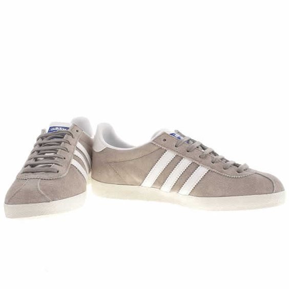 Women's Light Grey Adidas Adi Gazelle Og Ii at Schuh