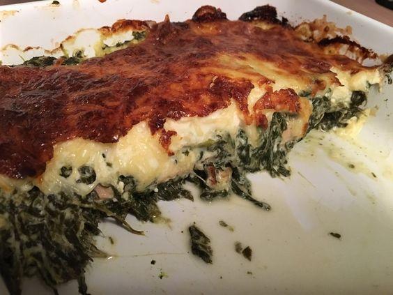 Lachs-Spinat-Feta Lasagne, ein beliebtes Rezept aus der Kategorie Auflauf. Bewertungen: 20. Durchschnitt: Ø 4,4.