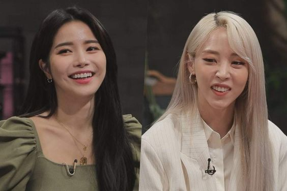 MAMAMOO's Solar And Moonbyul Reveal Unique Ways They Fight And Make Up