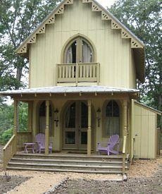 Tumbleweed tiny house company marthas vineyard sheds for Victorian style modular homes