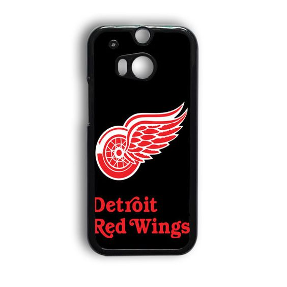 Detroit Red Wings Drw Nhl Team Logo HTC One M9 Case