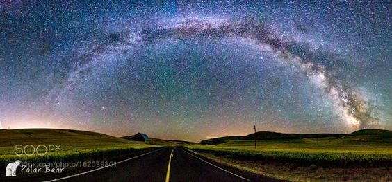 Palouse Milky Way VI  Camera: Canon EOS 5D Mark III Focal Length: 16mm Shutter Speed: 488sec Aperture: f/4.0 ISO/Film: 1600  Image credit: http://ift.tt/29pA4XY Visit http://ift.tt/1qPHad3 and read how to see the #MilkyWay  #Galaxy #Stars #Nightscape #Astrophotography