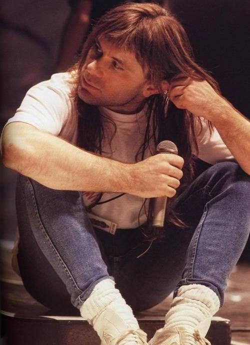 Bruce Dickinson | Iron Maiden