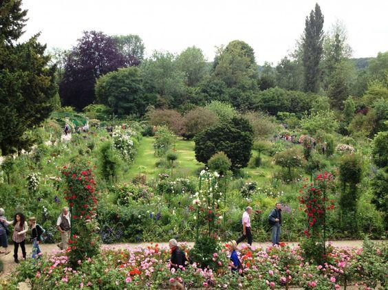 Monet S Garden Our Tour Of Giverny: Impressionist Art Tour: Musée De L'Orangerie, Monet's