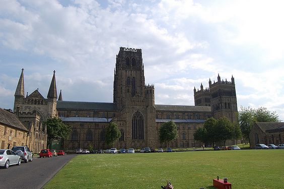 Durham Cathedral by Aureol, via Flickr