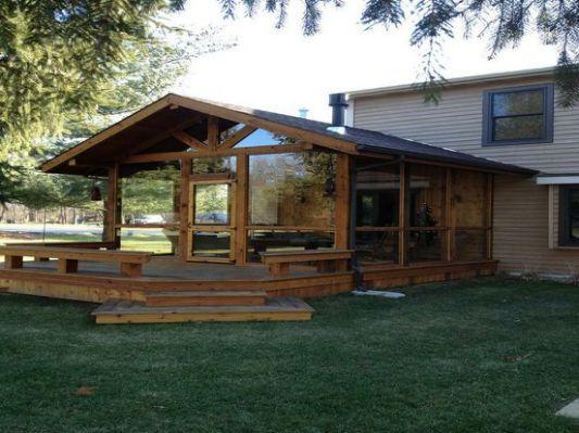 Cool 3 Season Porch Home Pinterest 4 Season Room 3 Season Room 3 Season Porch