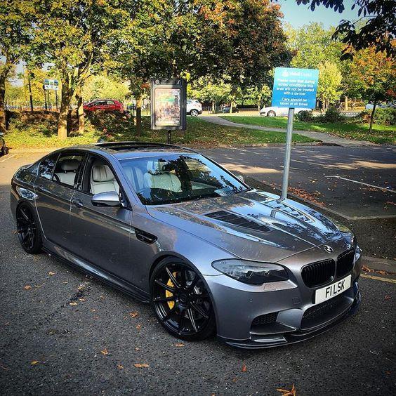 mpowerbmwch:   BMW M5 - amazingcars