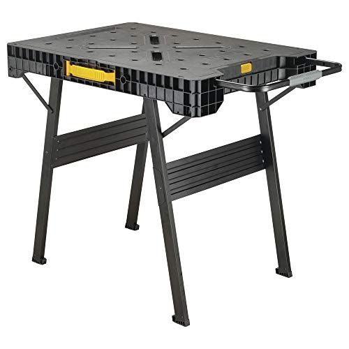 Dewalt Folding Workbench Review For Professionals Folding Workbench Portable Workbench Workbench