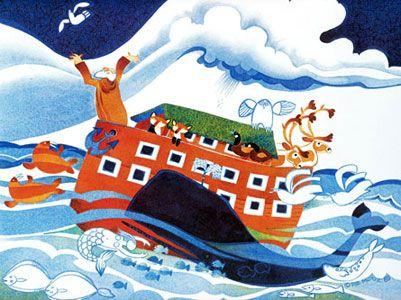 Rie Munoz: Ark in Alaska