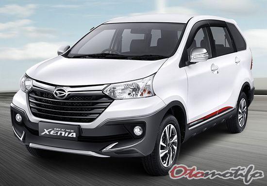 Harga Daihatsu Xenia 2020 Spesifikasi Interior Gambar Terbaru