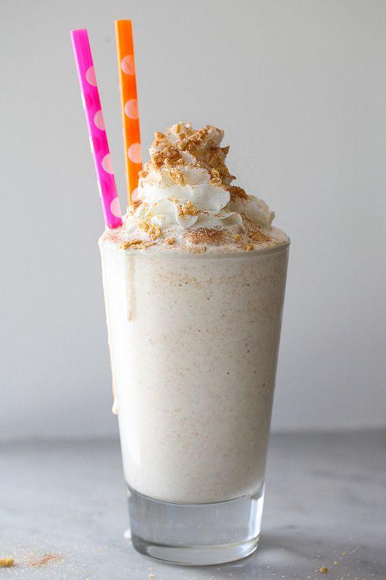 Cinnamon Toast Crunch Milkshake | Community Post: 15 Mind-Blowing Ways To Step Up Your Milkshake Game