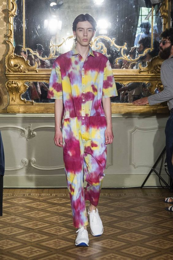 Sunnei Spring-Summer 2017 - Milan Fashion Week #MFW