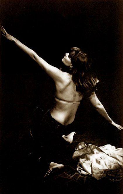 Anja Silja as Salome:
