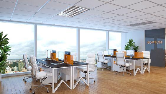 thiet_ke_noi_that_van_phong_klk_93 [Kiến thức] Thiết kế nội thất văn phòng chuẩn đẹp