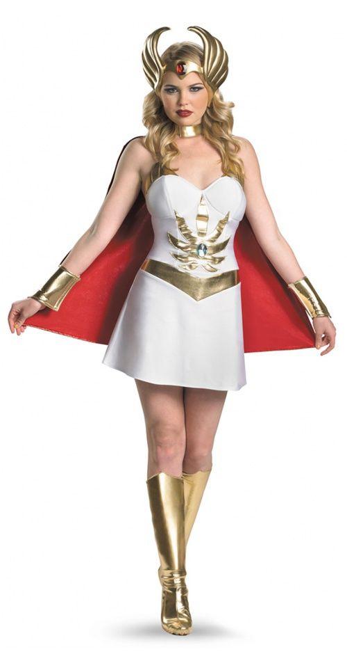 She Ra Deluxe She Ra costume image