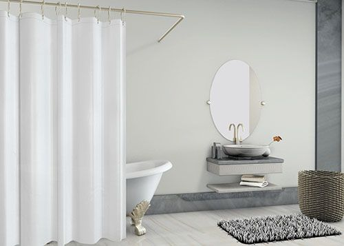 10 best Top 10 Best Shower Curtain Liners 2016 Reviews images on ...