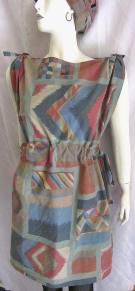 Dieses Kleid wurde für die *Aktion KunstRaub Nr. 6* angefertigt und wird während der Dauer der Aktion versandkostenfrei angeboten.  Als Inspirati...