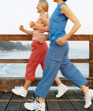 Fitness walking tips