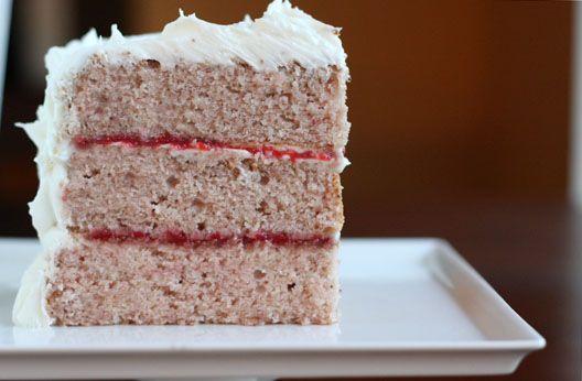 Strawberry Cake delight
