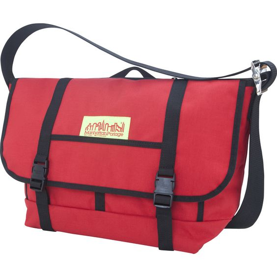 Manhattan Portage Medium Bike Messenger Bag | 5 Colors