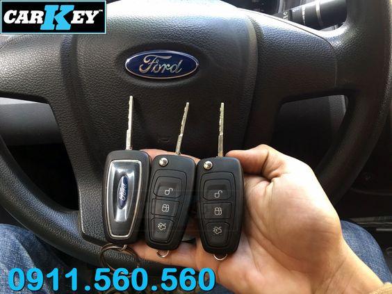 Làm chìa khóa Ford Ranger