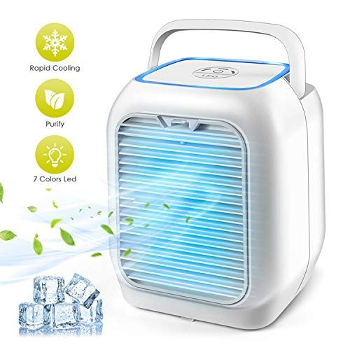 Breezewell 2 In 1 Evaporative Air Cooler 43 Tower Fan W Cooling Humidification Function In 2020 Evaporative Air Cooler Air Cooler Tower Fan