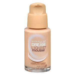 EWG rating of 2 and only $10 a bottle.  I haven't used, but would pick it up in a pinch.  Buy Maybelline Dream Liquid Mousse Foundation, Nude with free shipping on orders over $35, low prices & product reviews   drugstore.com